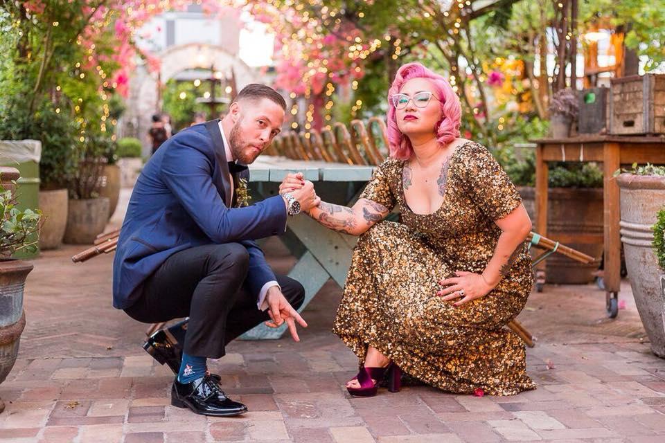 Bernie + Evan's Wedding